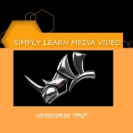 VIDEO CORSO SIMPLY LEARN PRO CORSO DI RHINOCEROS 6.0