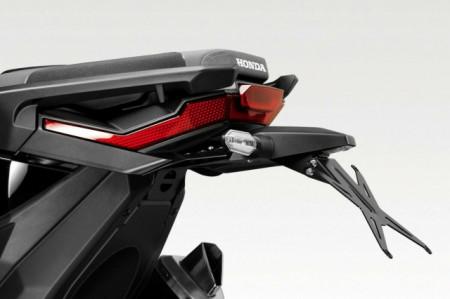 DPM RACE KIT TARGA PORTATARGA LICENSE PLATE HONDA X-ADV XADV 750 2017 / 2020