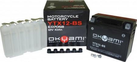 BATTERIA OKYAMI YTX12-BS