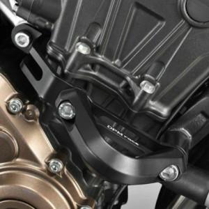 DPM RACE PARAMOTORE ENGINE GUARD HONDA CB 650 F DEFENSA MOTOR