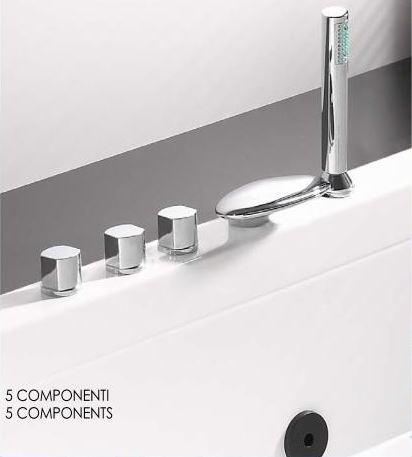 Vasca idromassaggio dakota 170x70 - Busco vasche da bagno ...