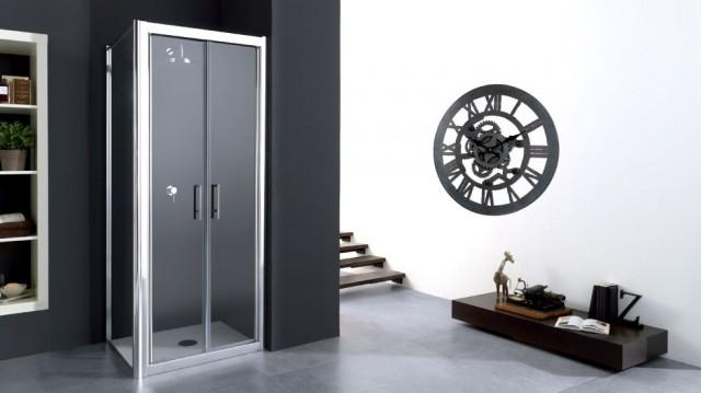 Cabine Doccia Cristallo : Scroll tda docce e cabine box doccia livingcorriere