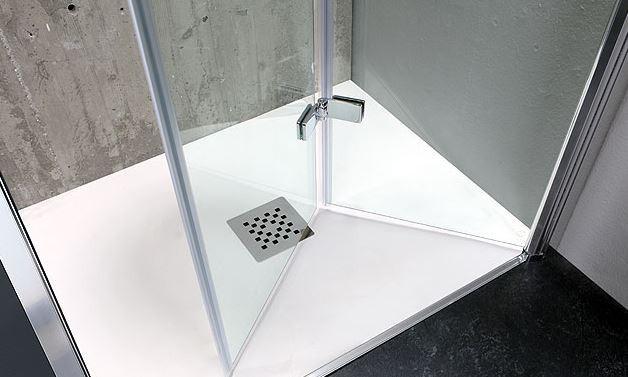 Box doccia in cristallo con porta a libro ps35 - Box doccia libro ...