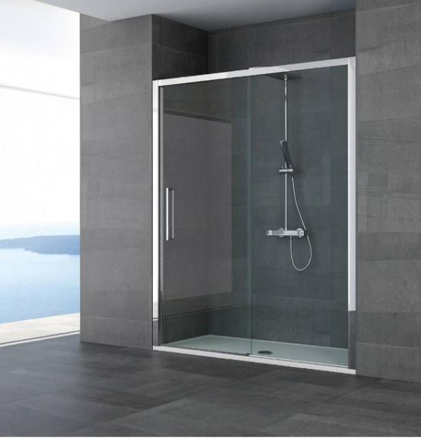 Box doccia scorrevole mod ludovica - Box doccia in vetro prezzi ...