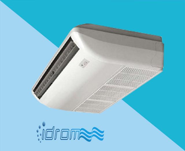 Climatizzatore inverter multiuso trifase pavimento - Condizionatori inverter senza unita esterna ...