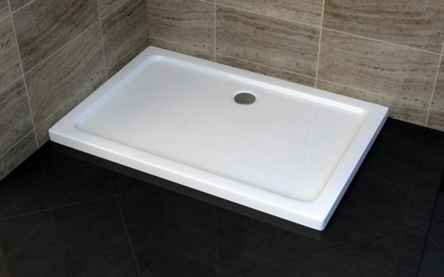 Piatto doccia acrilico rettangolare - Piatti doccia in vetroresina ...