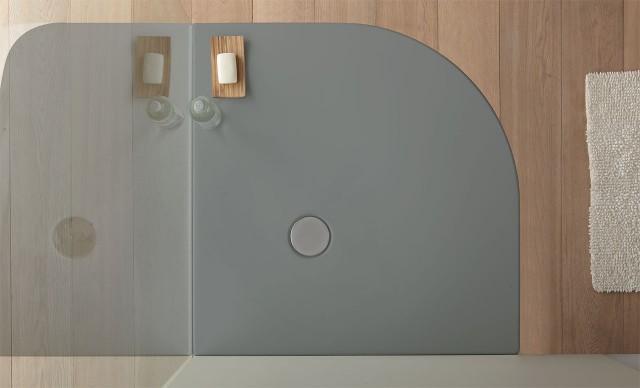 Piatto doccia in marmo resina vari colori e dimensioni anche su