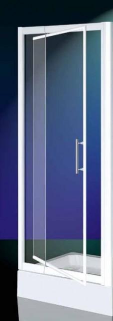 Porta doccia in cristallo shine door - Porta doccia nicchia prezzi ...