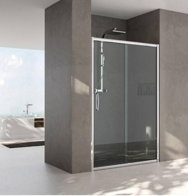 Porta doccia per nicchia noemi - Porta doccia nicchia prezzi ...