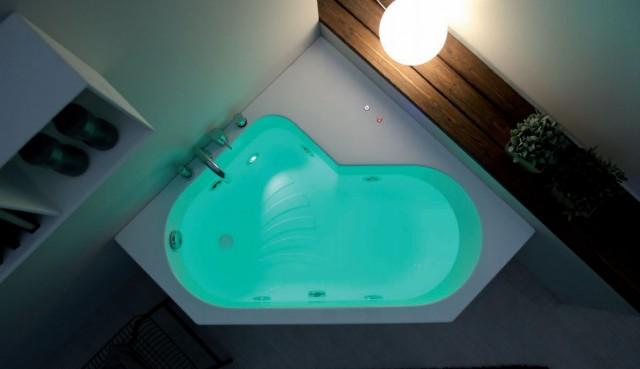 Guscio Vasca Da Bagno Prezzi : Vasche piccole dalle dimensioni compatte e svariate misure e forme