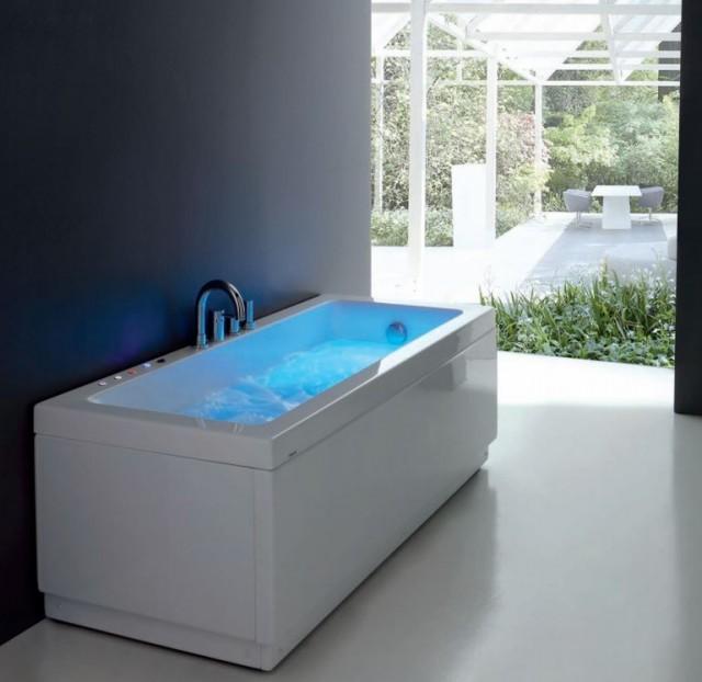 Vasca da bagno rettangolare sharm3 - Profilo vasca da bagno ...