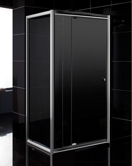 Box doccia porta a battente 80 90 100 fisso 70 75 80 90 - Box doccia porta battente ...