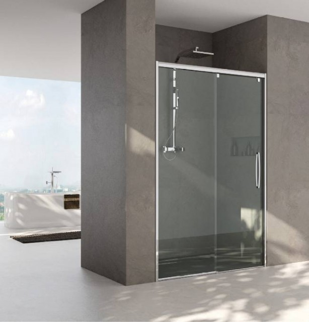 Porta doccia per nicchia raffaela - Porta doccia nicchia prezzi ...