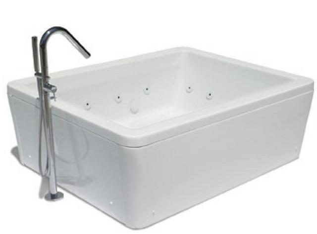 Vasca da bagno manhattan 180x140 - Vasche da bagno roma ...