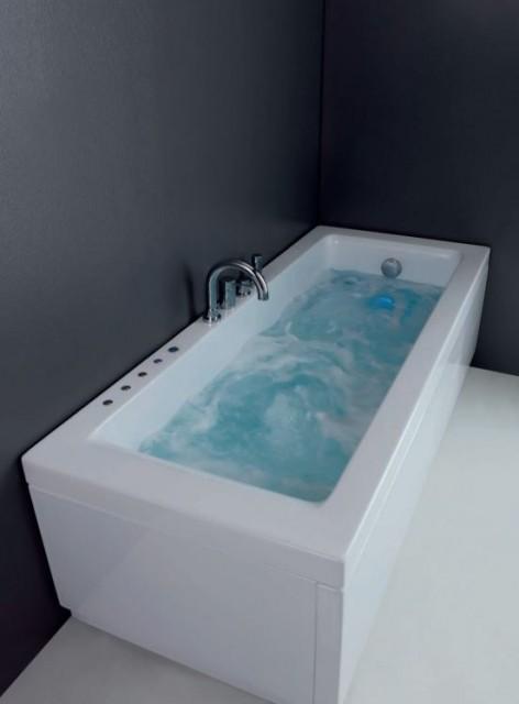 Vasca da bagno rettangolare sharm3 - Vasca da bagno rettangolare prezzi ...