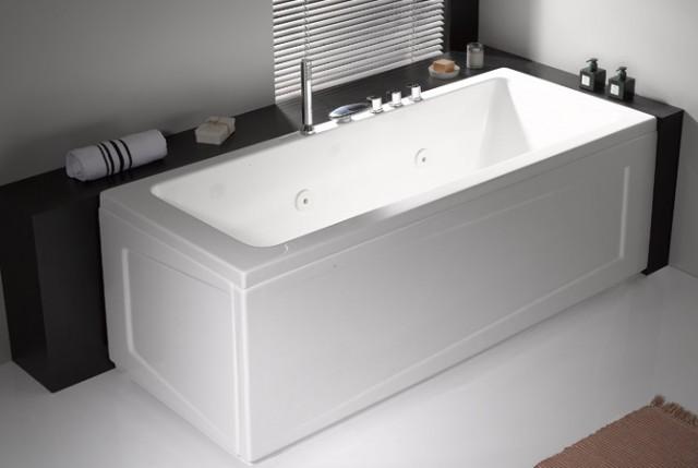 Vasca da bagno sirena - Vasca da bagno piedini ...