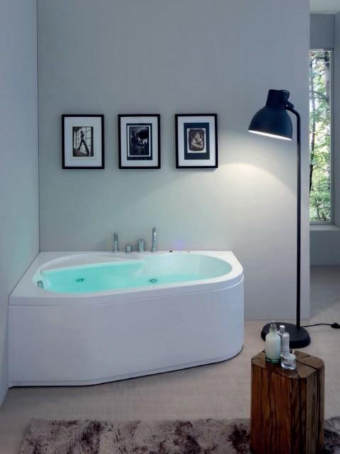 Vasca da bagno wap - Vasche bagno angolari ...