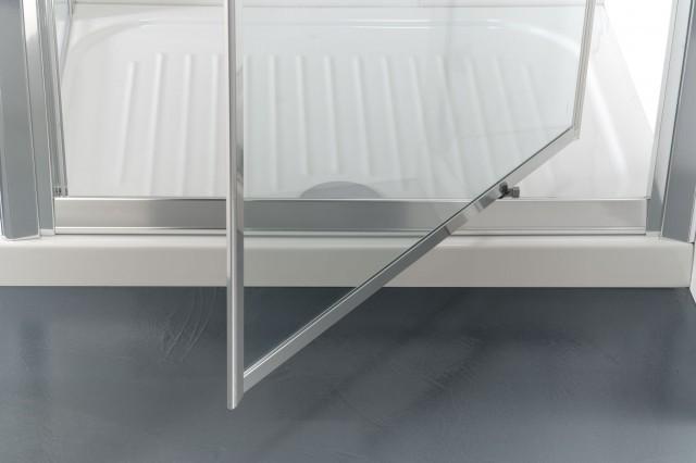 Pannelli doccia i vantaggi del cristallo temperato cabine doccia