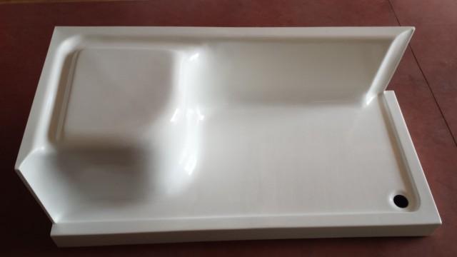 Piatto doccia sostituzione vasca 140x70 150x70 160x70 for Piatto doccia 140x70