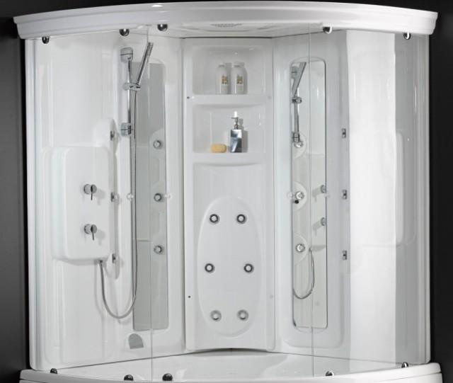 Vasca da bagno combinata con box doccia indiana - Vasca da bagno combinata ...
