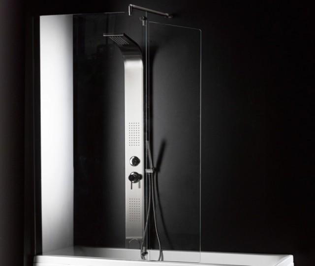 vasca da bagno combinata con box doccia
