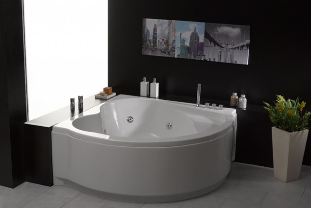 Vasca da bagno dubai - Vasche bagno angolari ...