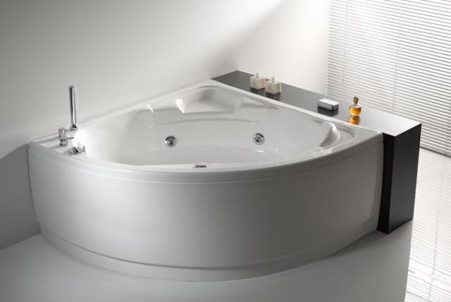 Vasca Da Bagno Angolare 130x130 : Vasca da bagno angolare idromassaggio the essentials