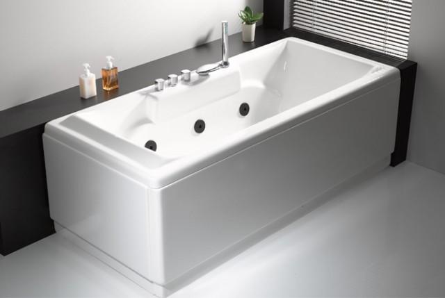 Vasca da bagno rettangolare - Vasche da bagno rettangolari grandi ...