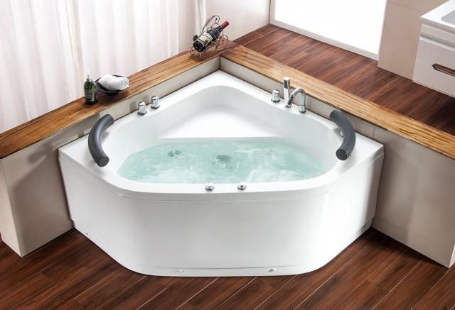 Vasca idromassaggio a043 - Vasche da bagno quadrate ...