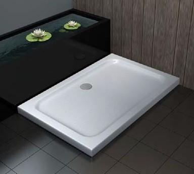 Piatto doccia acrilico rettangolare - Piatto doccia in vetroresina ...