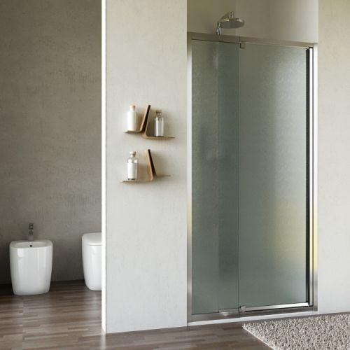 Porta a pivot per doccia a nicchia 111 - Porta doccia nicchia prezzi ...
