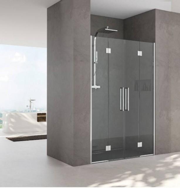 Porta per doccia a nicchia mod lara - Porta per doccia ...
