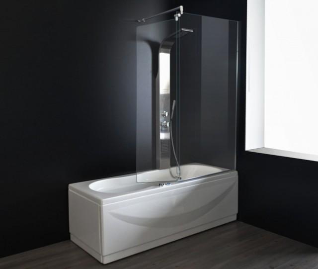 Vasca da bagno combinata con box doccia haiti - Vasche da bagno con box doccia incorporato ...