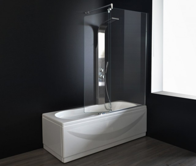 Vasca da bagno combinata con box doccia haiti - Vasca da bagno e doccia insieme ...