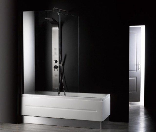 """vasca da bagno combinata con box doccia """"london"""""""