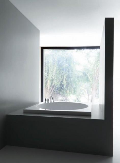 vasca da bagno quadrata sharm immagini