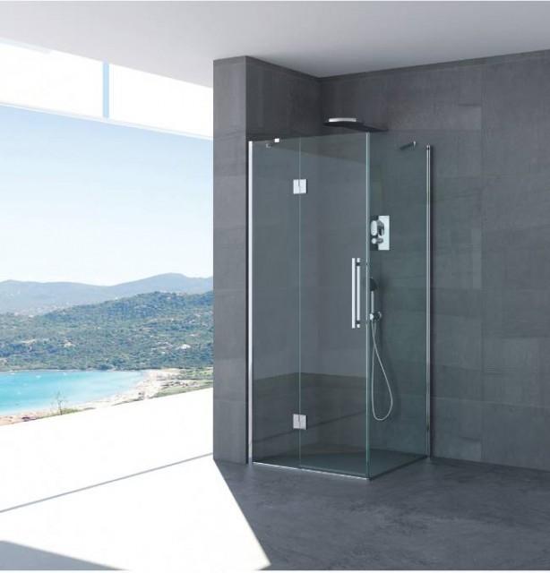 Stunning porta a battente photos - Box doccia porta battente ...