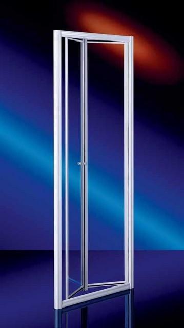 Porta doccia in acrilico boreas apertura a soffietto - Porta doccia soffietto ...