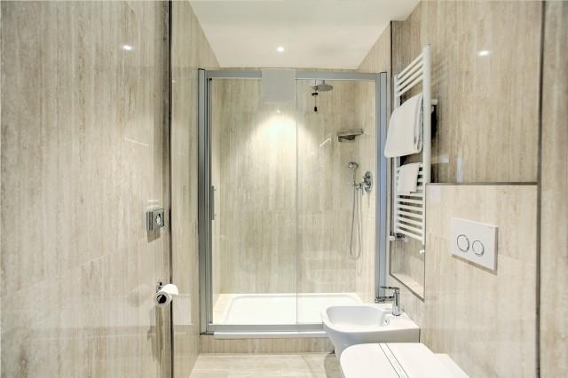 Doccia In Muratura Senza Porta Stunning Fiora Skin Panels E Piatto