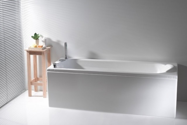 Vasca Da Bagno Freestanding 150 : Glam vasca da bagno freestanding finitura bianco opaco bagno