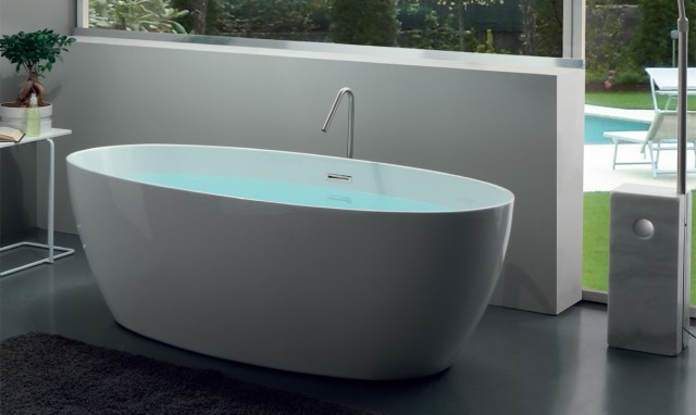 Vasca Da Bagno Libera : Vasche da bagno standard da incasso o pannellata tu quale scegli