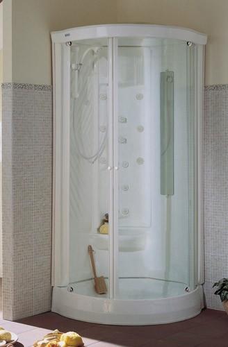 cabina doccia rosy glass