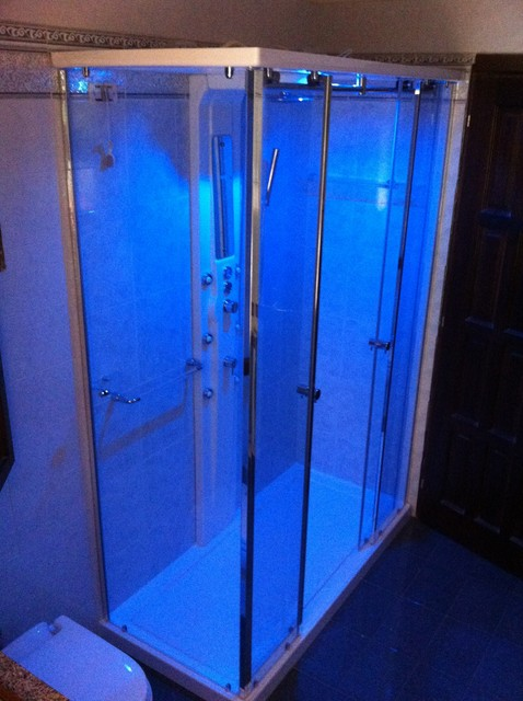 Cabina doccia idromassaggio santa cruz - Cabine doccia multifunzione prezzi ...