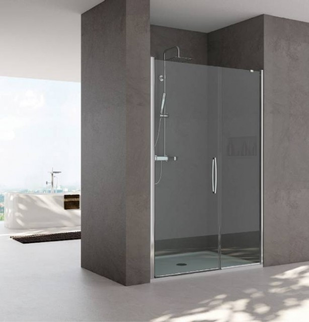 Porta doccia per nicchia matilde - Porta per soffitta ...