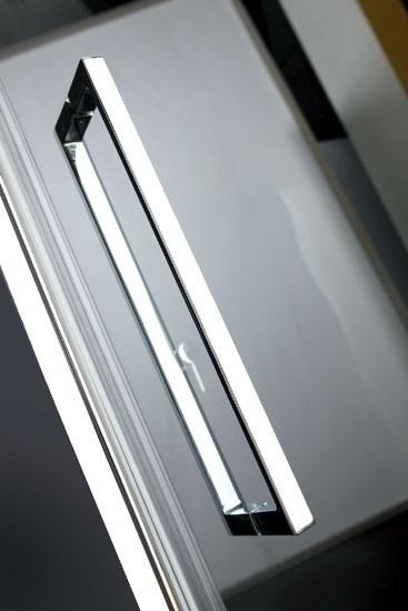 Box doccia con porta battente epb42 for Porta battente