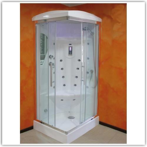 Cabina doccia idromassaggio elisea - Cabina doccia prezzo ...