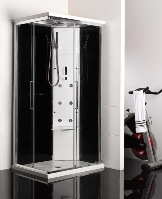cabina doccia idromassaggio michigan