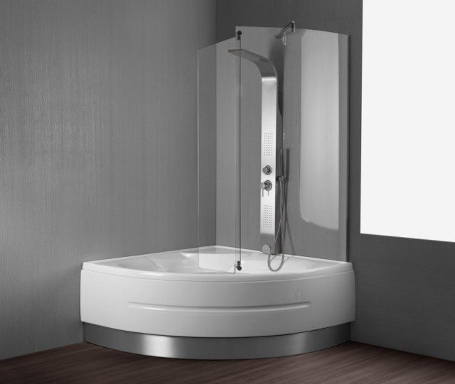 Bagno con box doccia jb59 regardsdefemmes - Vasca da bagno piccola misure ...
