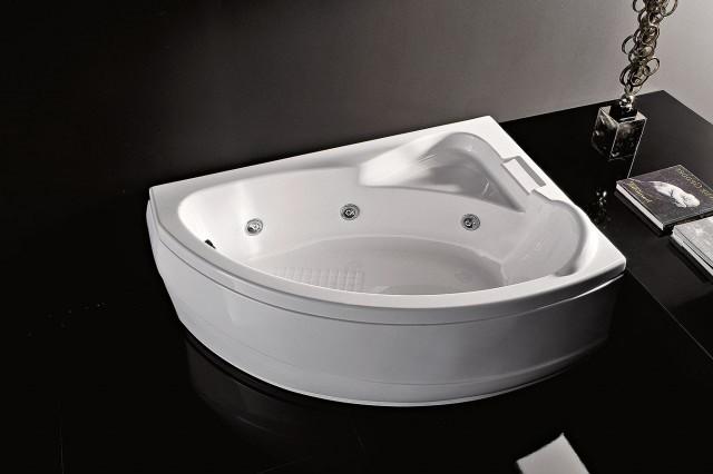 Vasca Da Bagno Freestanding In Acrilico : Bagno con vasca freestanding moderna rifare casa