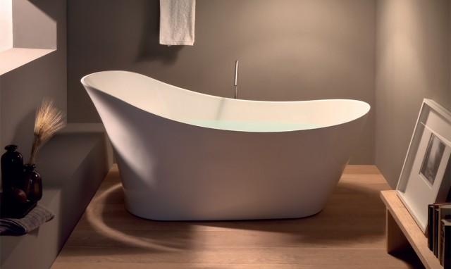 Dimensioni Vasca Da Bagno Libera Installazione : Vasche da bagno immersi nel comfort ideare casa